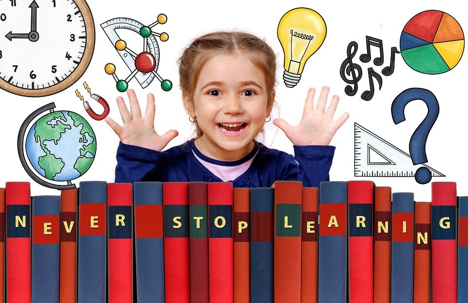 How does child learn?